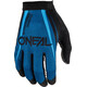 ONeal AMX Bike Gloves blue/black